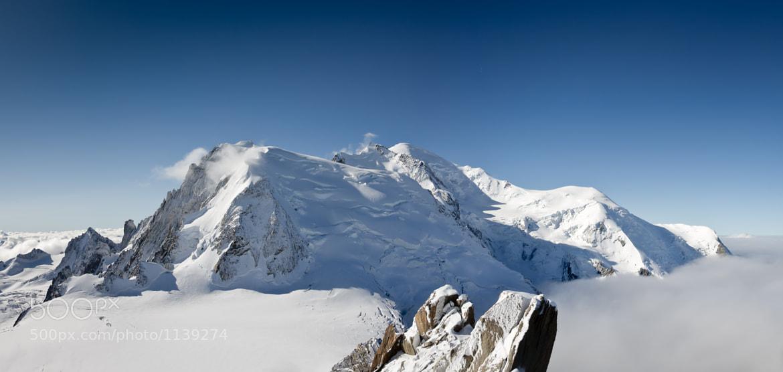 Photograph Mont Blanc by Sean Ellingham on 500px
