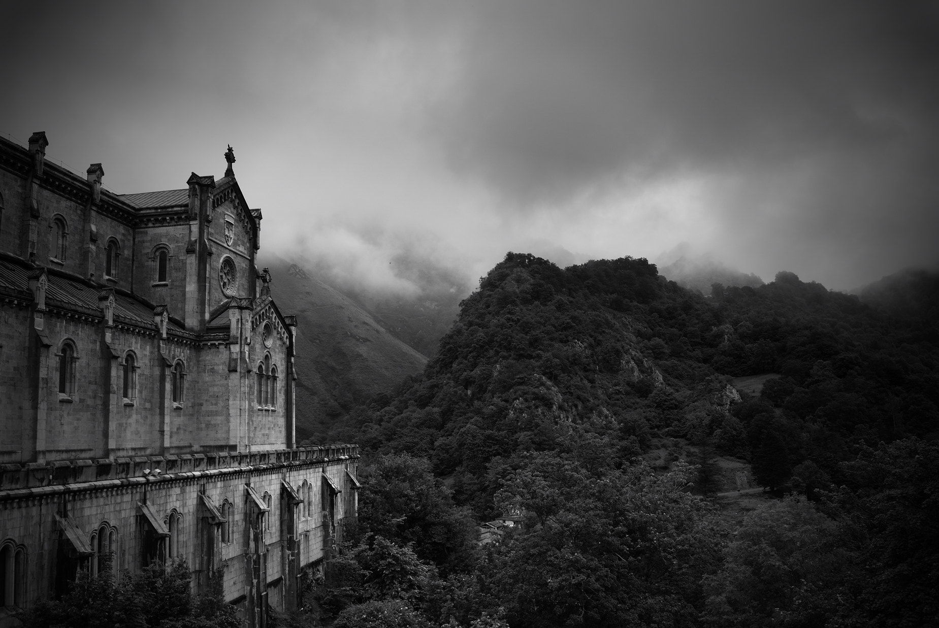 Photograph Basílic of Covadonga by Raúl González on 500px