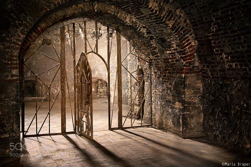 Photograph Hunyadi Castle, The Jailhouse, Hunedoara, Romania by Maria Draper on 500px
