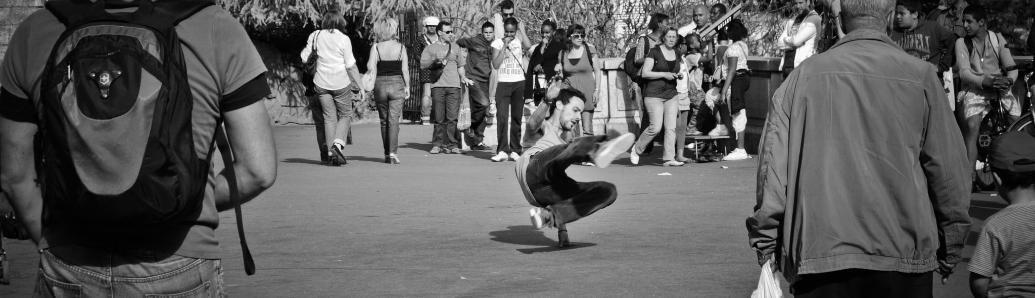 Photograph Breakdance by Yaniv Azoulay on 500px