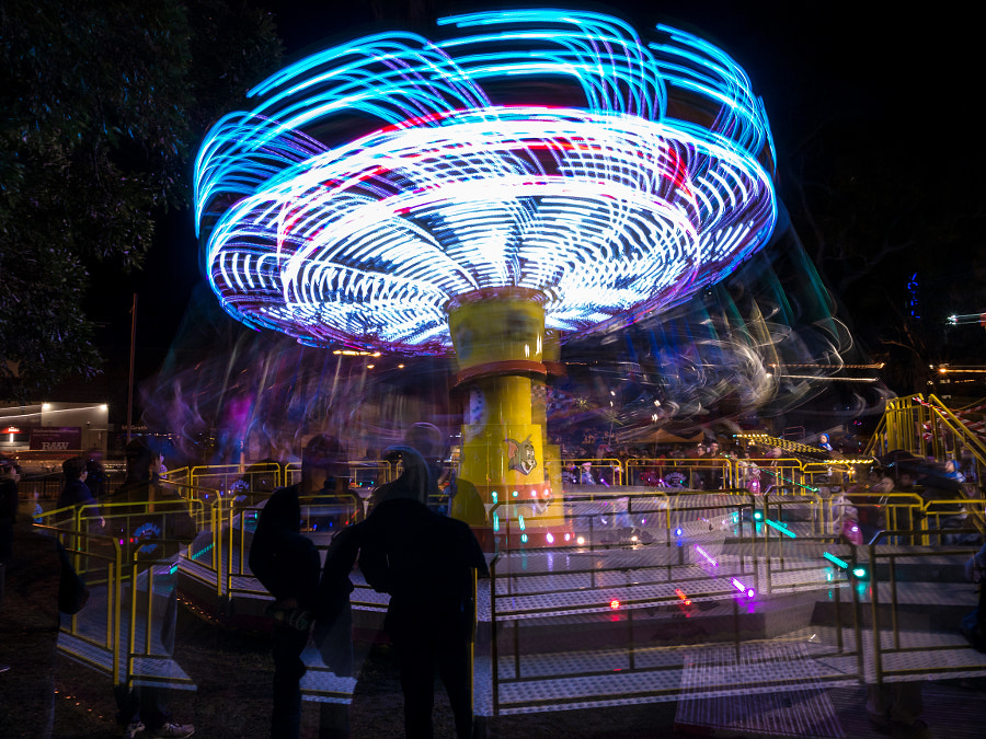 Photograph Parramatta Winterlight 2015 by Travis Chau on 500px
