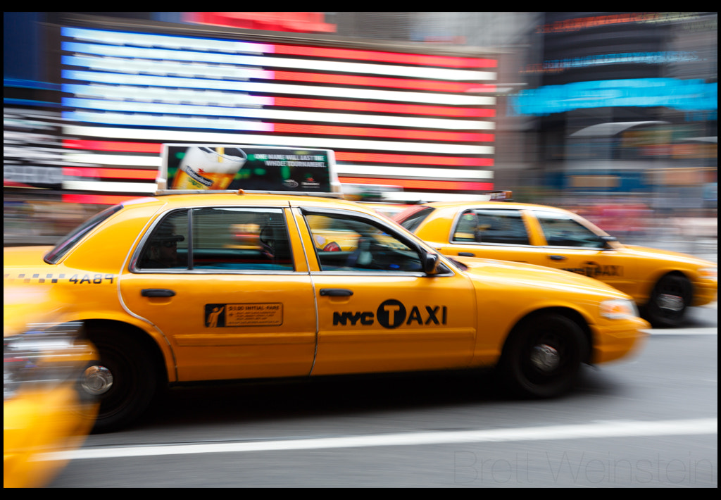 Photograph Exit NYC by Brett Weinstein on 500px
