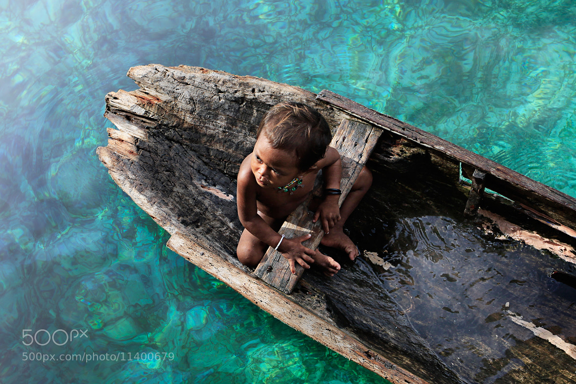 Photograph Sea Gypsy Kids by suhaili palasin on 500px