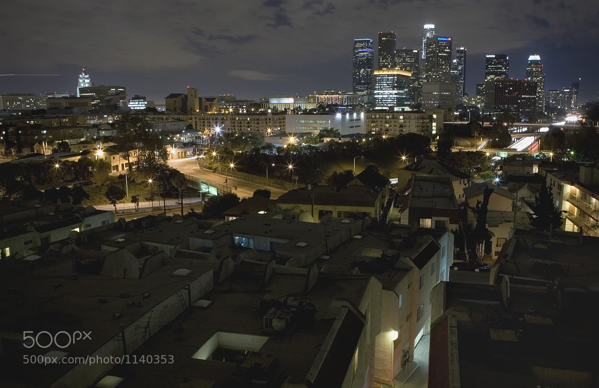 Photograph Big City Lights by Air Butchie on 500px