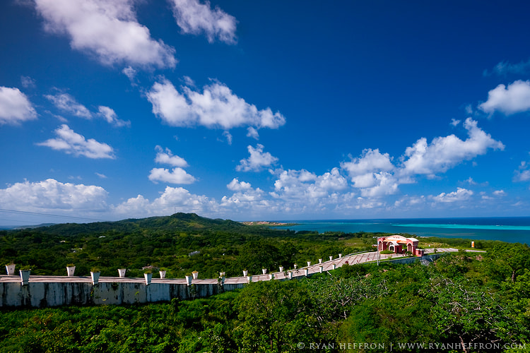 Photograph Roatan Lookout by Ryan Heffron on 500px