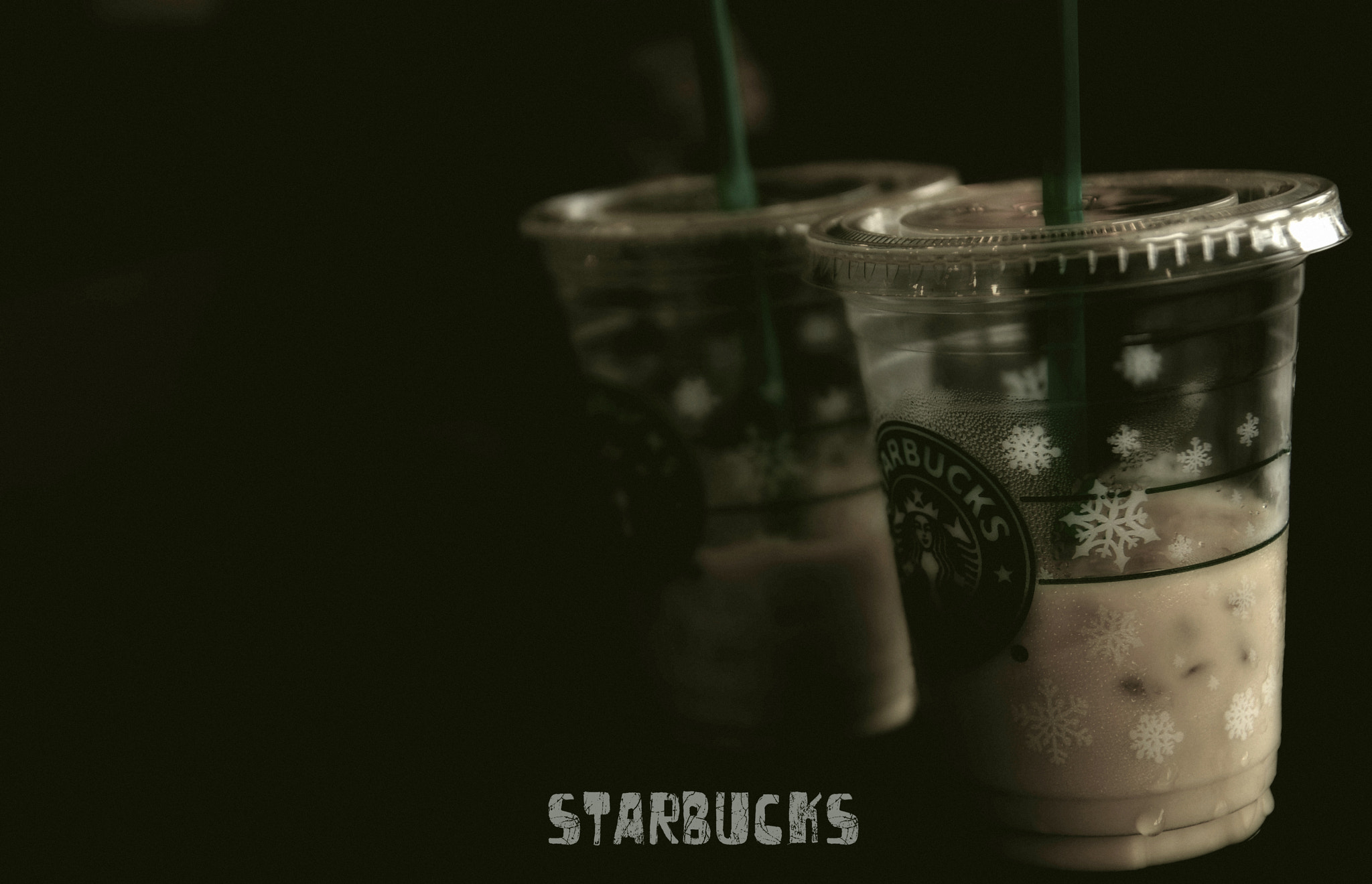 Photograph starbucks by Wak Kundang on 500px