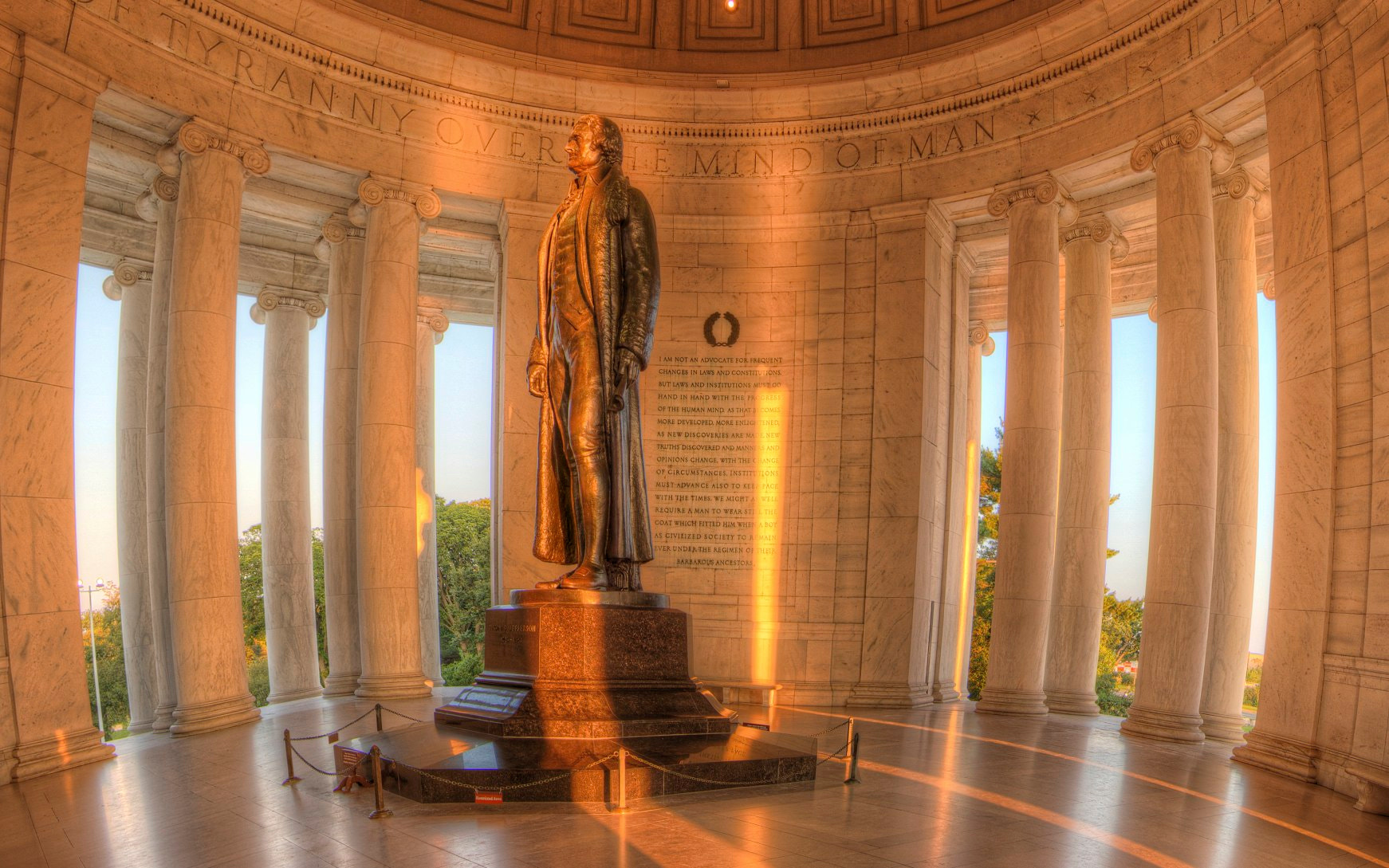 Photograph Jefferson Sunset by Logan Brown on 500px