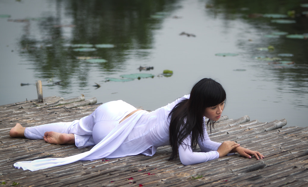 Photograph Floating Sadness by Chinh Phung on 500px