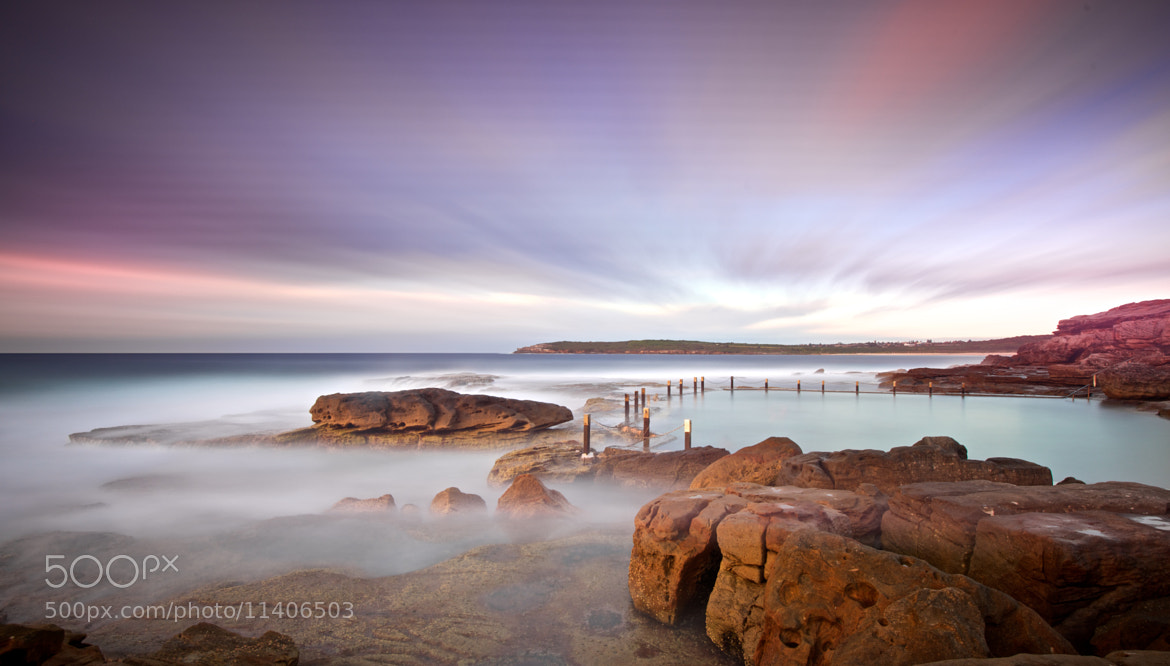 Photograph Mahon's pool Maroobra by donald Goldney on 500px