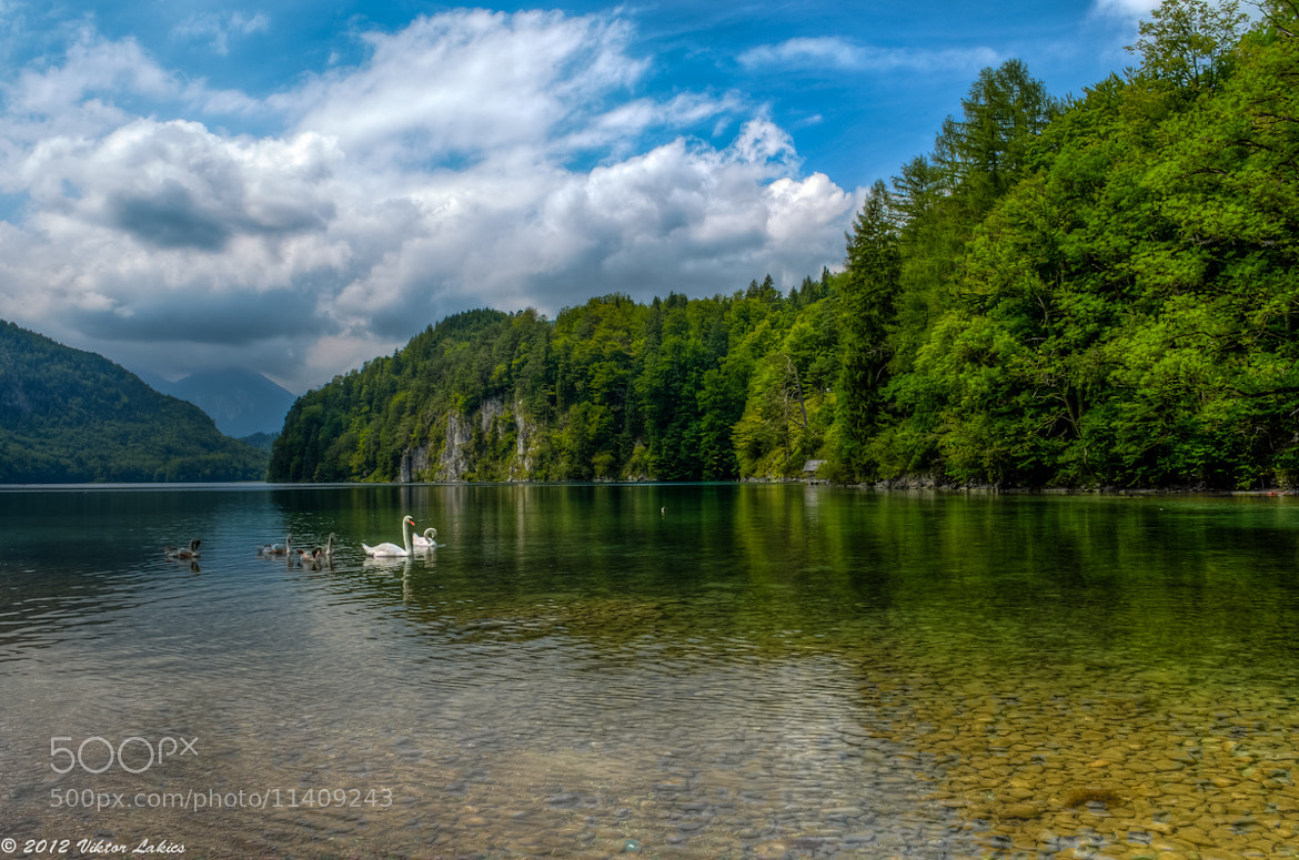 Photograph Alpsee by PhotonPhotography -Viktor Lakics on 500px