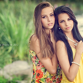 Sisters II by roland kiss (sunshinephoto)) on 500px.com