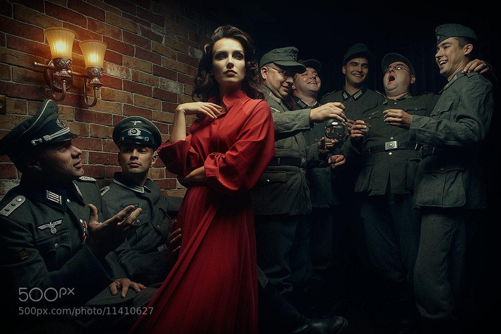 Photograph mein liebes Fräulein  by Kezzyn Waits on 500px