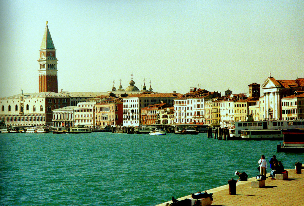 Photograph Il bacino di San Marco by Rainer Leiss on 500px