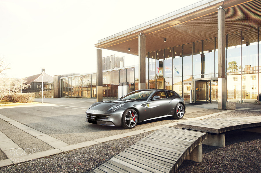 Photograph Ferrari FF by Thomas Larsen on 500px