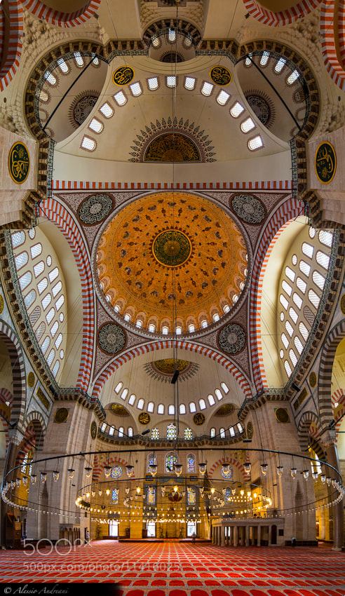 Photograph Süleymaniye Mosque by Alessio Andreani on 500px