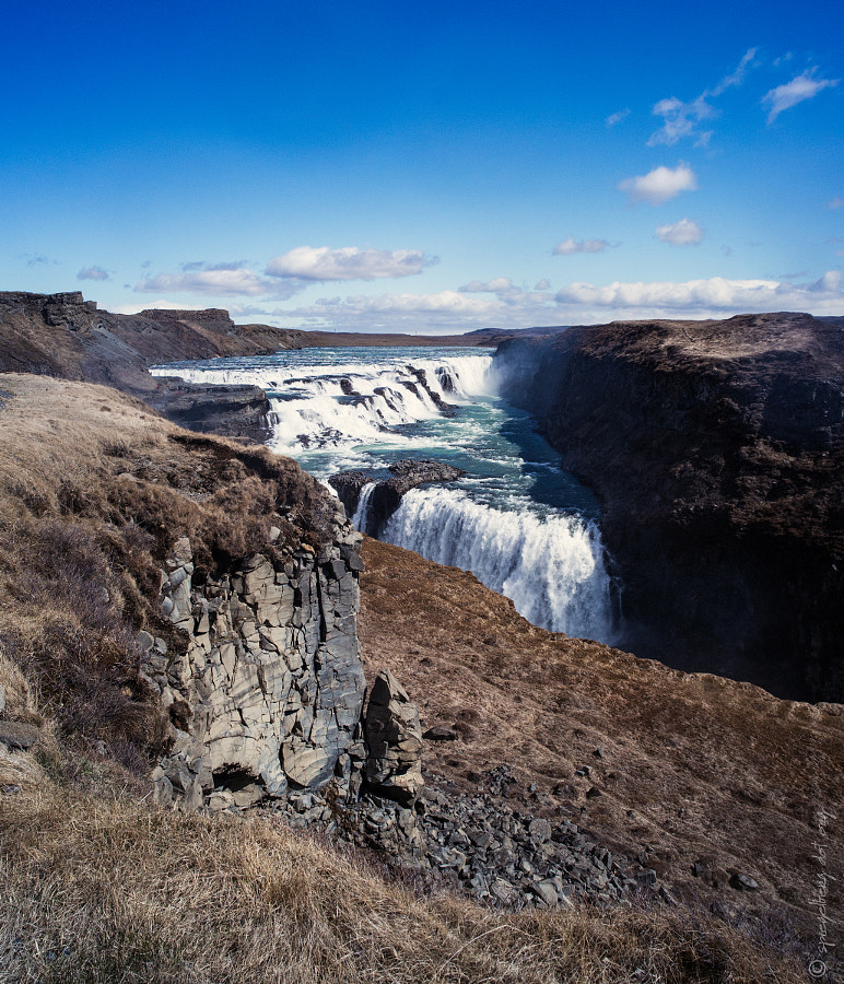 Photograph Gullfoss, Iceland by Stephan Spiegelberg on 500px