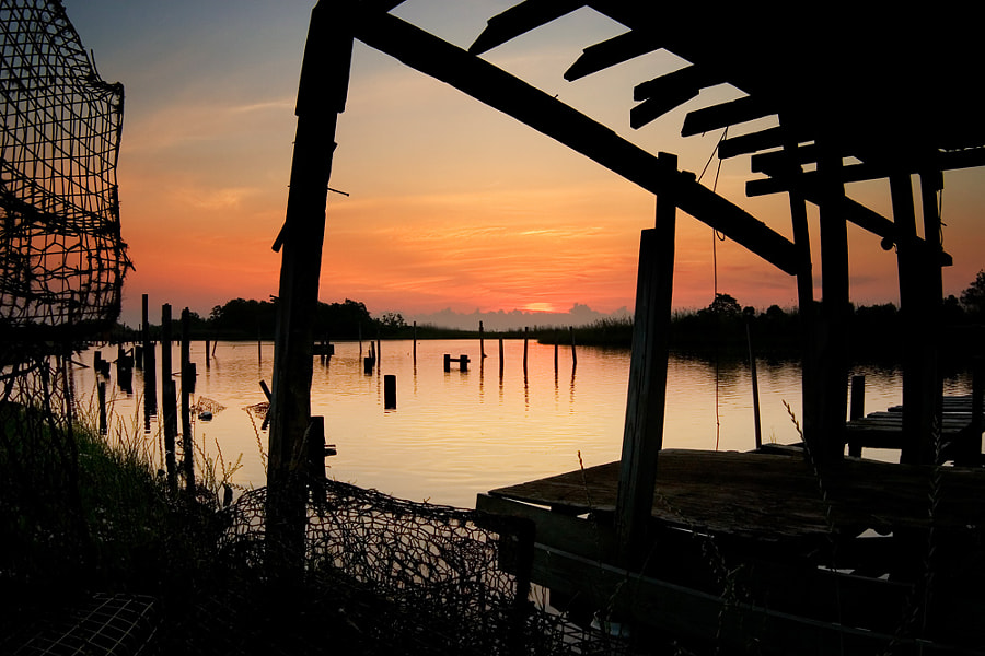 Bayou Sunrise