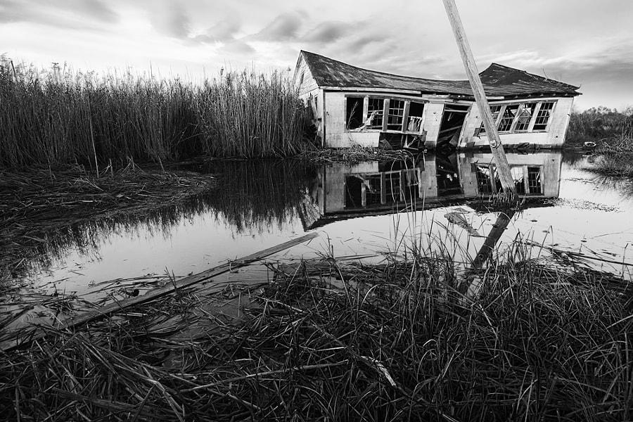 Katrina House Destruction