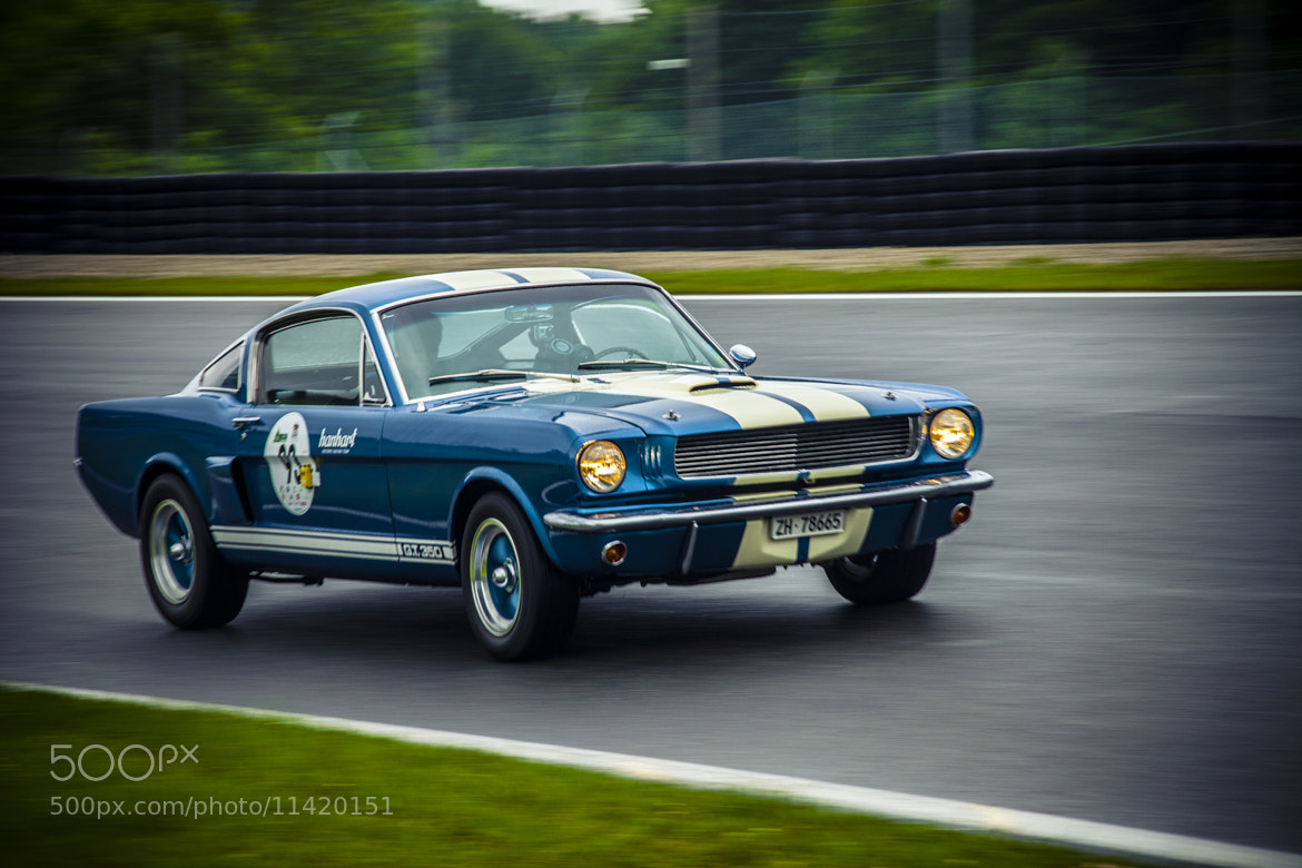 Photograph Mustang in the corner by Marco Guerreiro on 500px