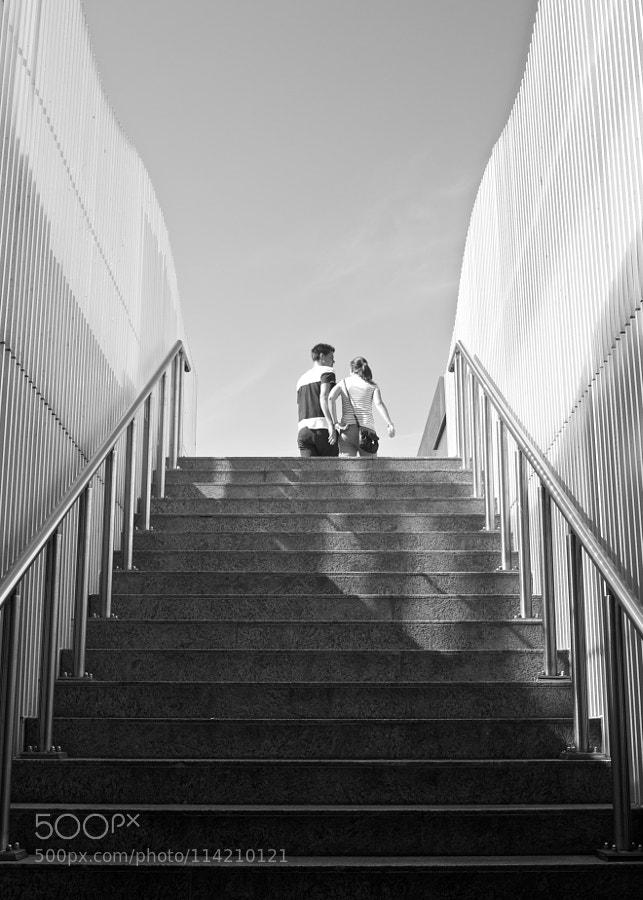 Stairway to mammon's heaven