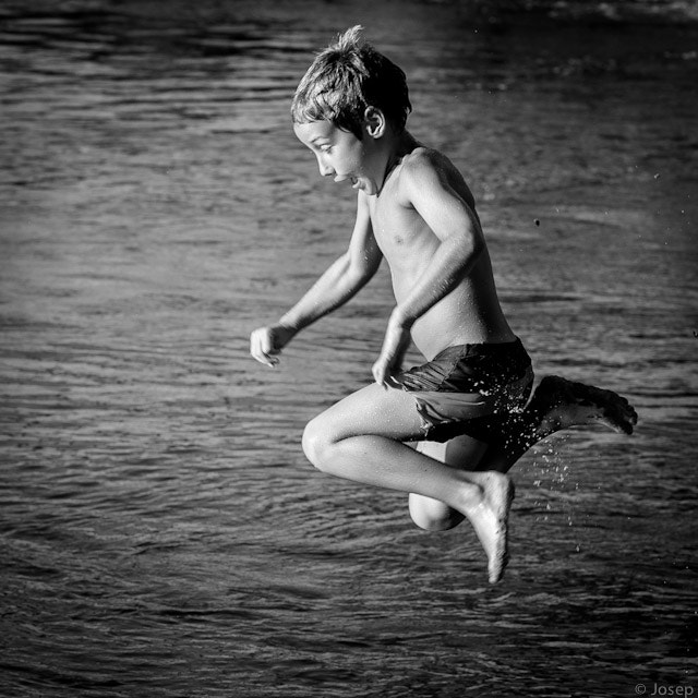 Photograph Jump to the water! by Josep Girona on 500px