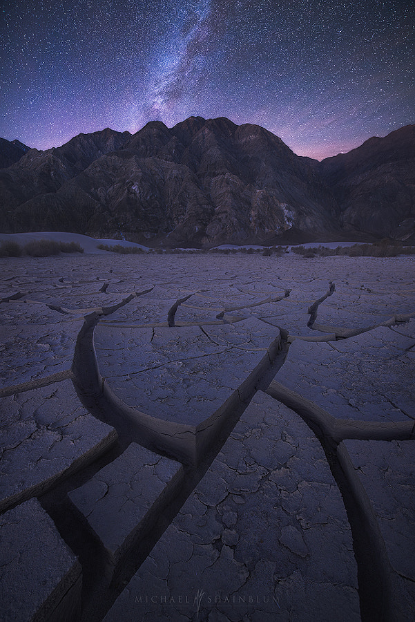 Fragment of Time by Michael Shainblum on 500px.com