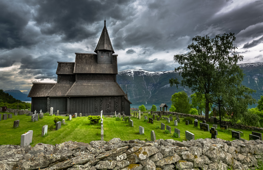 Urnes Stave Church, Norway by Europe Trotter on 500px.com