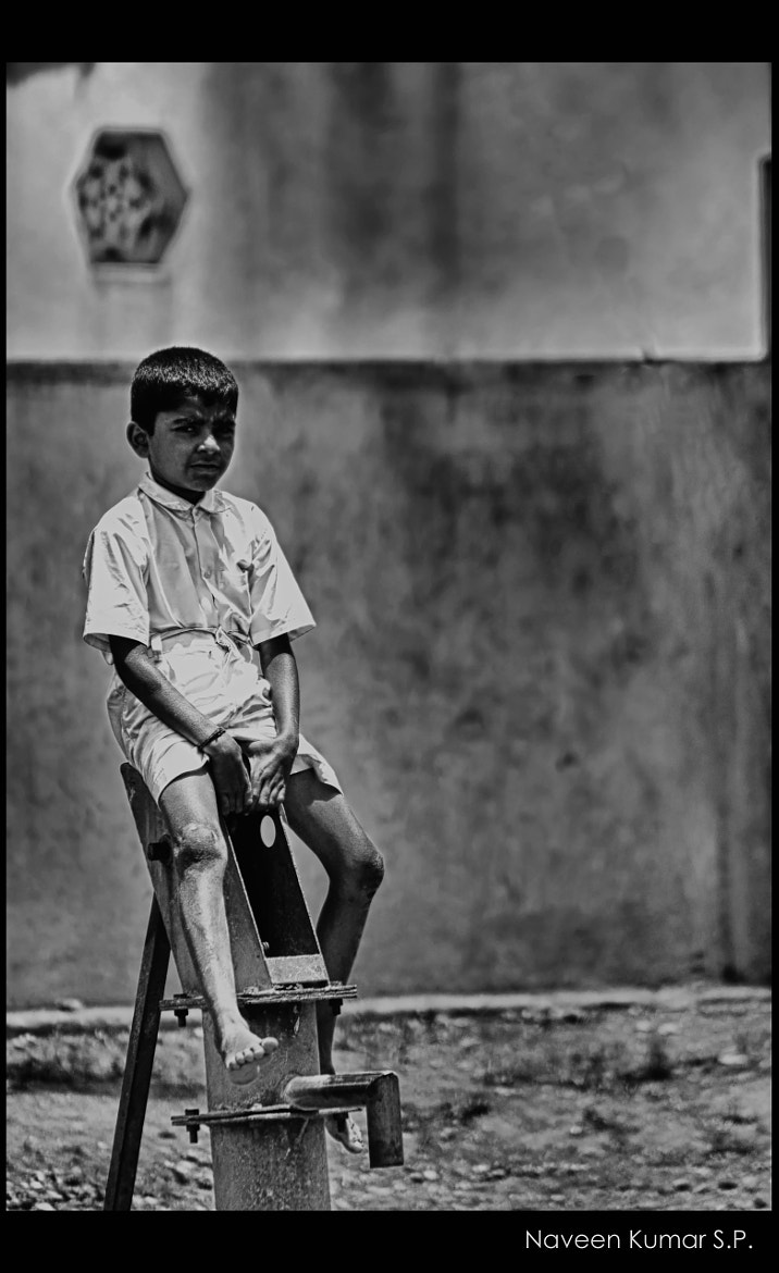 Photograph Childhood by Naveen Kumar S P on 500px