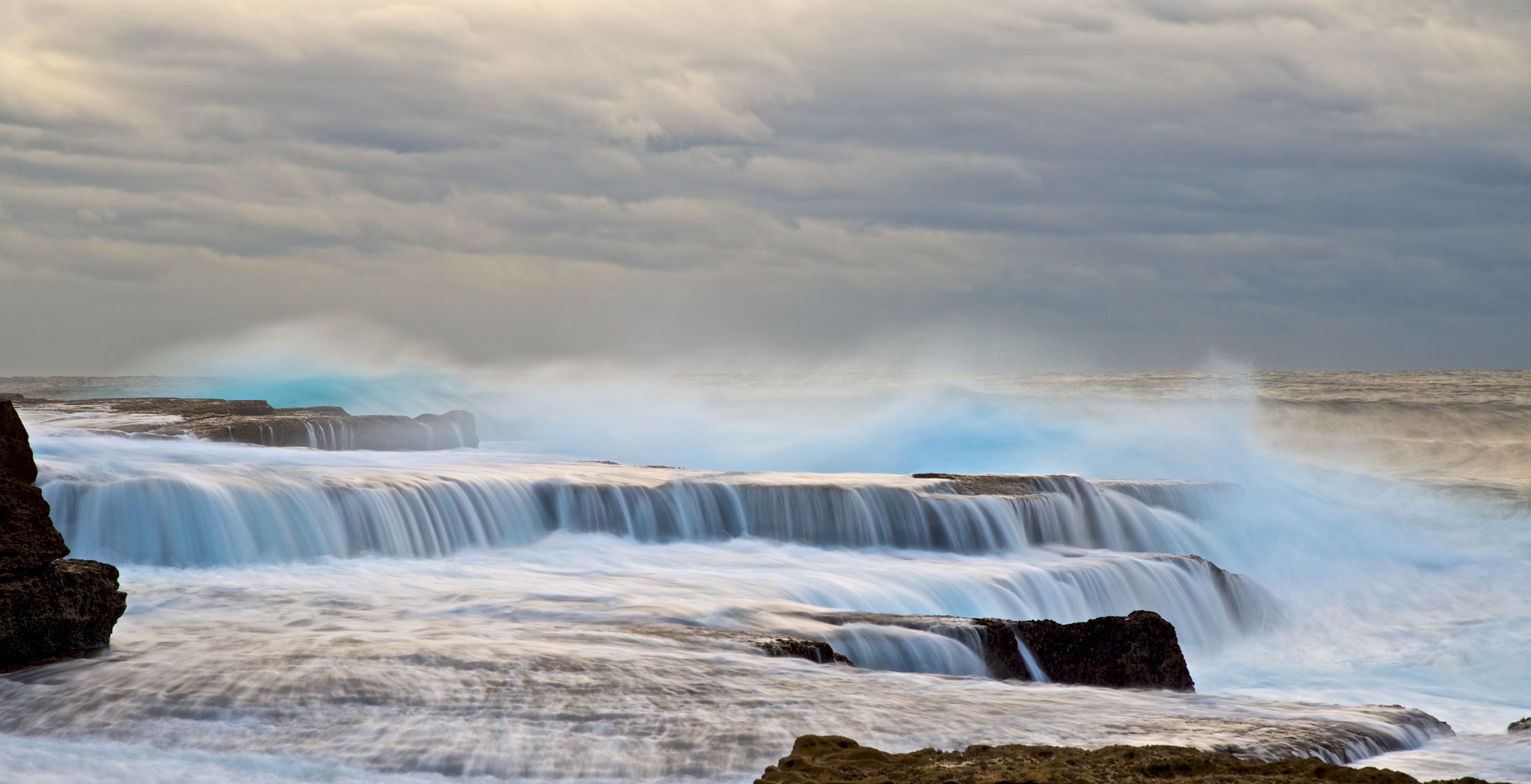 Photograph Storm  at the  Coast by donald Goldney on 500px