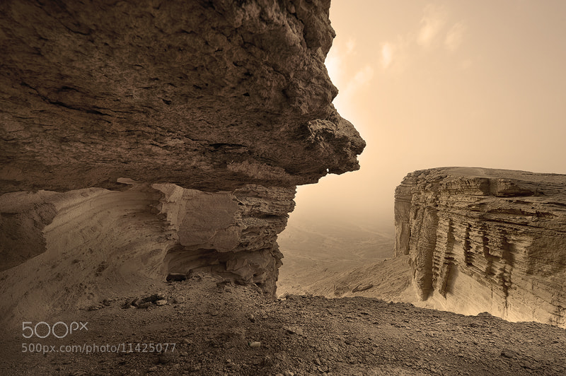 Photograph Edge of the world by Nasser  AlOthman on 500px