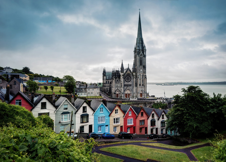 Cork Cathedral by Lukas Bischoff on 500px.com