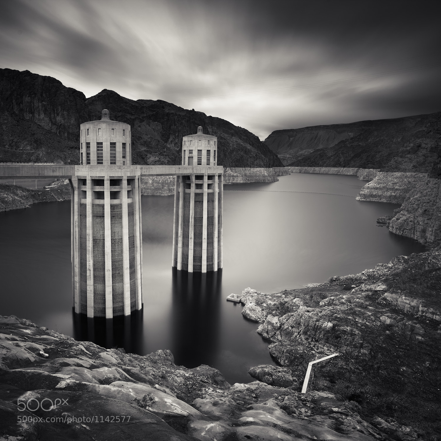 Photograph Two Towers by Albert Tam on 500px
