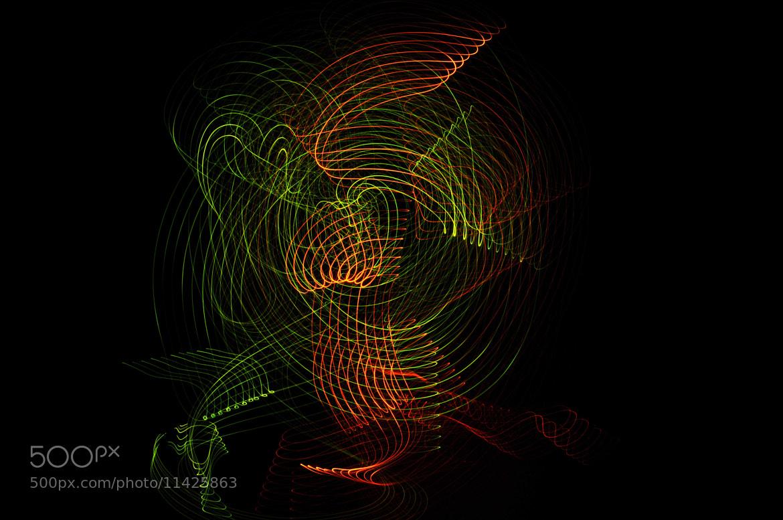 Photograph Luminous Trail XXXVI by Firdaus Herrow on 500px