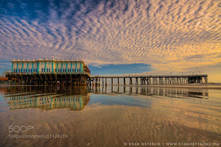 Photograph Daytona Pier by Ryan Heffron on 500px