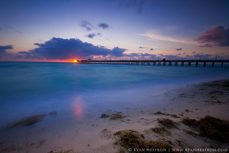 Photograph Miami Beach Sunrise by Ryan Heffron on 500px