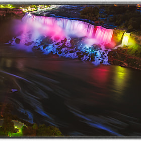 Niagara Falls by Ave Guisala (igorotak)) on 500px.com