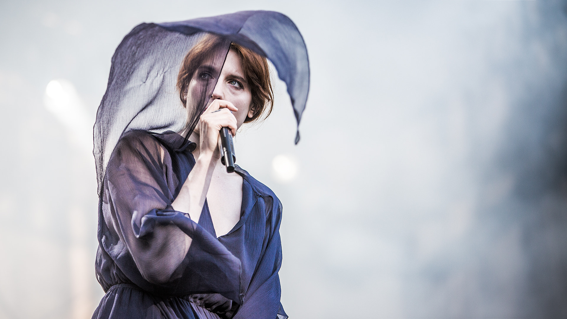 Photograph Florence + The Machine by Kim Erlandsen on 500px