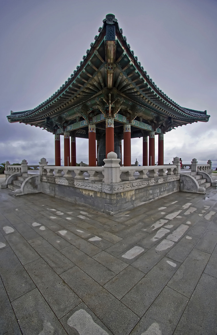 Photograph Korean Friendship Bell by Air Butchie on 500px
