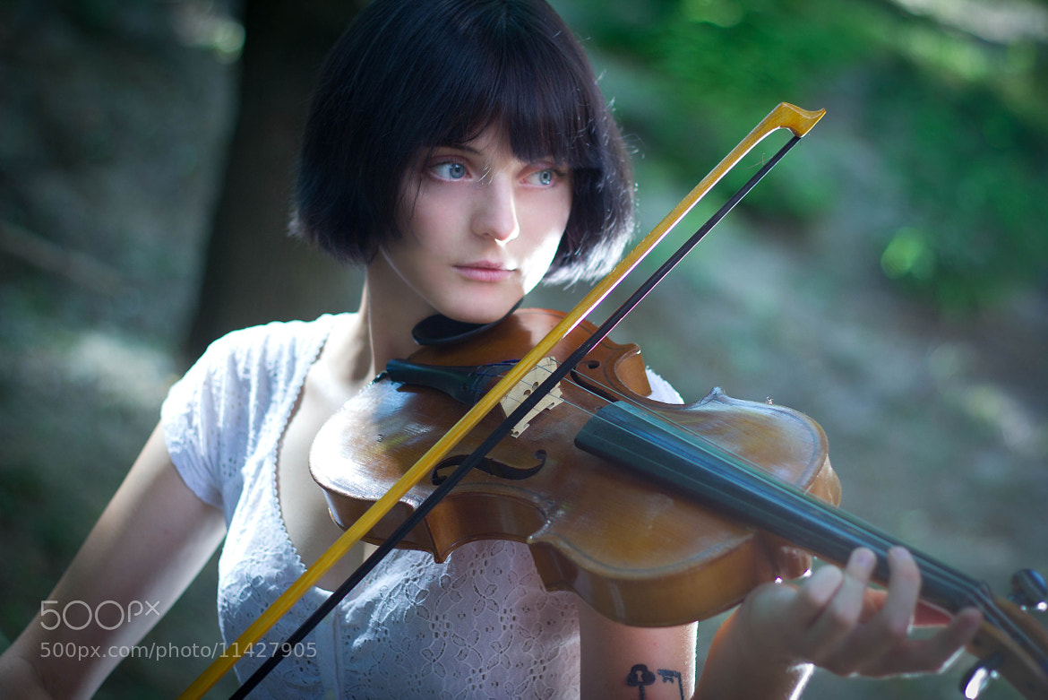 Photograph violin by Daria Molchanova on 500px