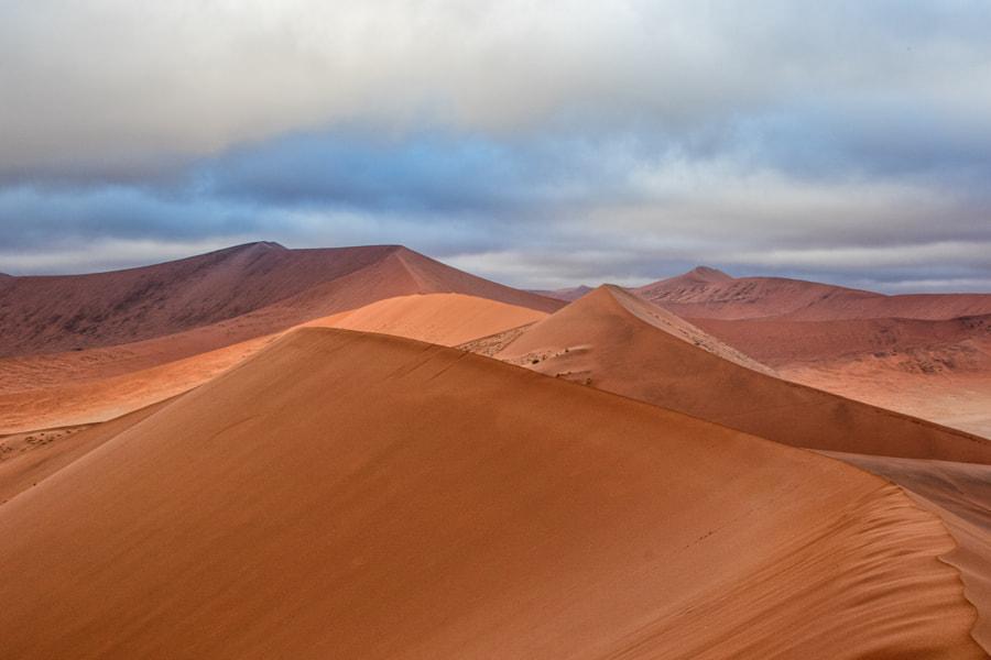 Sunrise on Dune 45