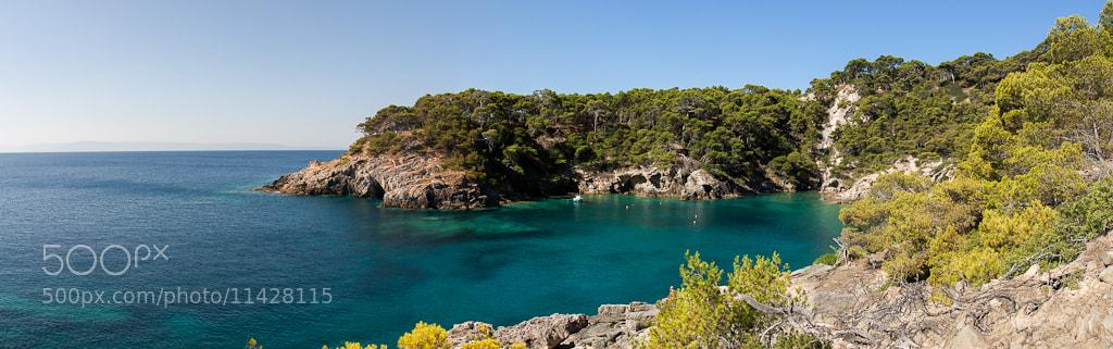Photograph Cala spido - Isole Tremiti by Mario Fiore Vitale on 500px