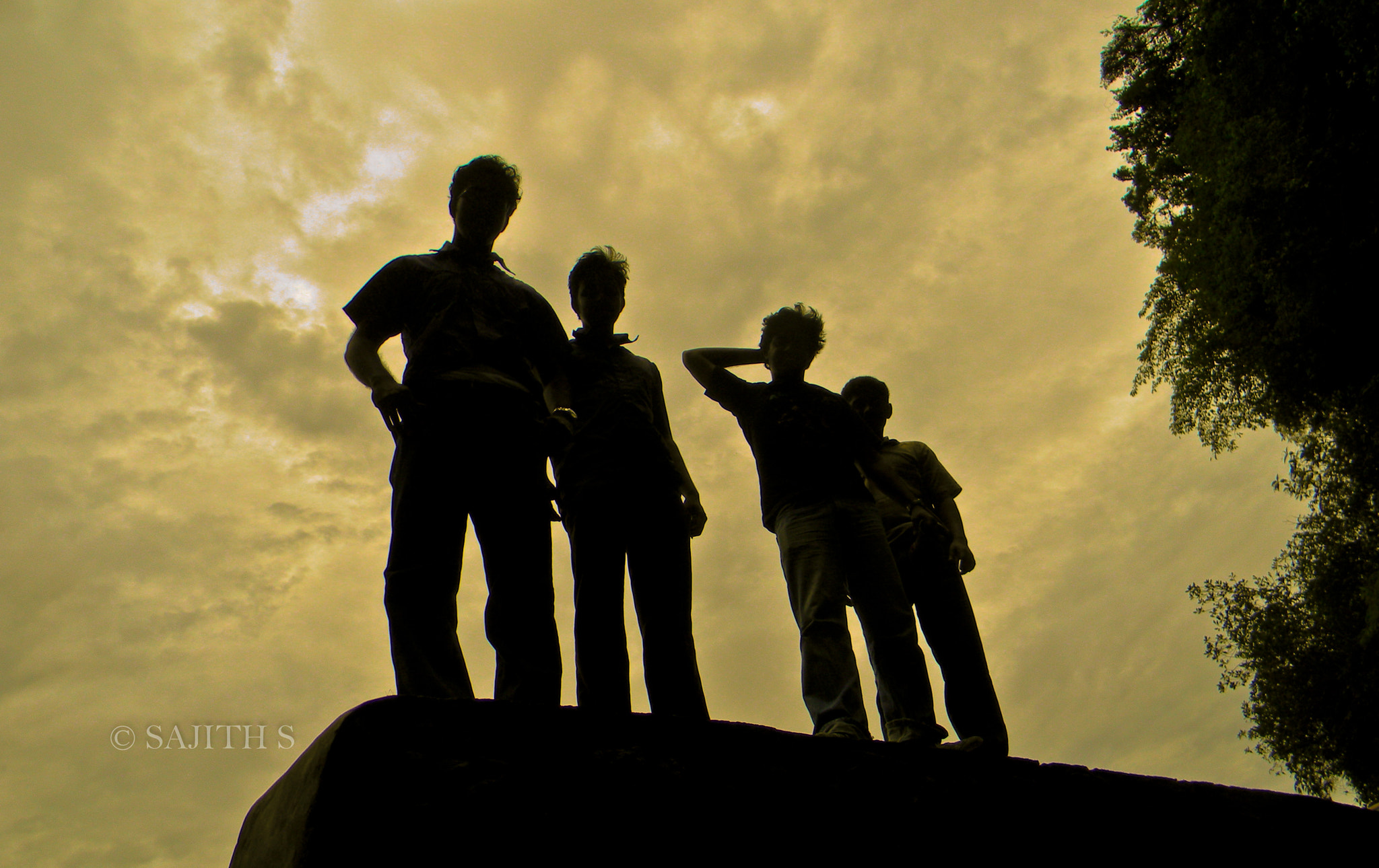 Photograph Friends by Sajith S on 500px
