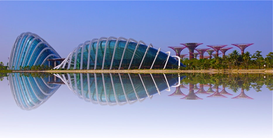 Photograph Garden by the Bay by Sim  Kim Seong on 500px