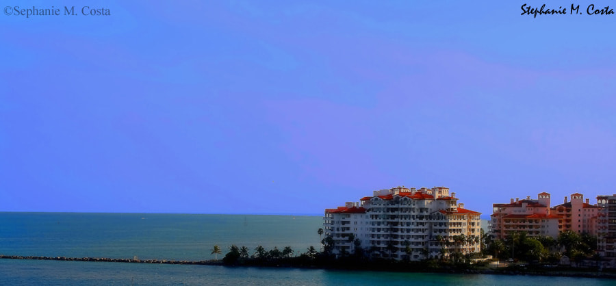 Photograph Miami Vice by Stephanie Costa on 500px