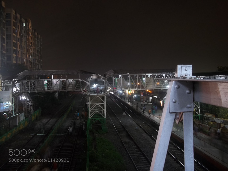 Photograph BIDHANNAGAR RAILWAY STATION by Subrata Chatterjee on 500px