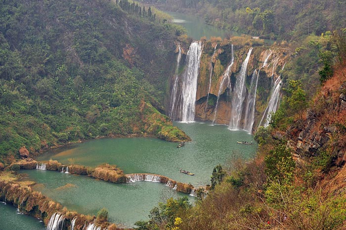 Photograph Water fall @ Yunnan by Yendie Limiardy on 500px