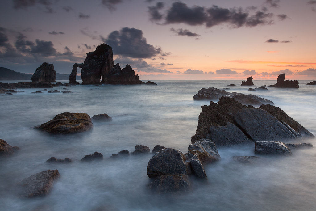 Photograph After sunset by Andoni Lamborena on 500px