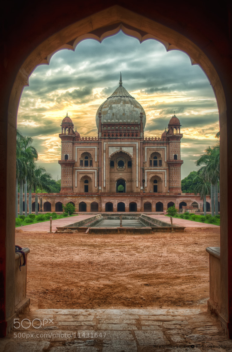 Photograph Safdarjung tomb by Nishchay Gauba on 500px