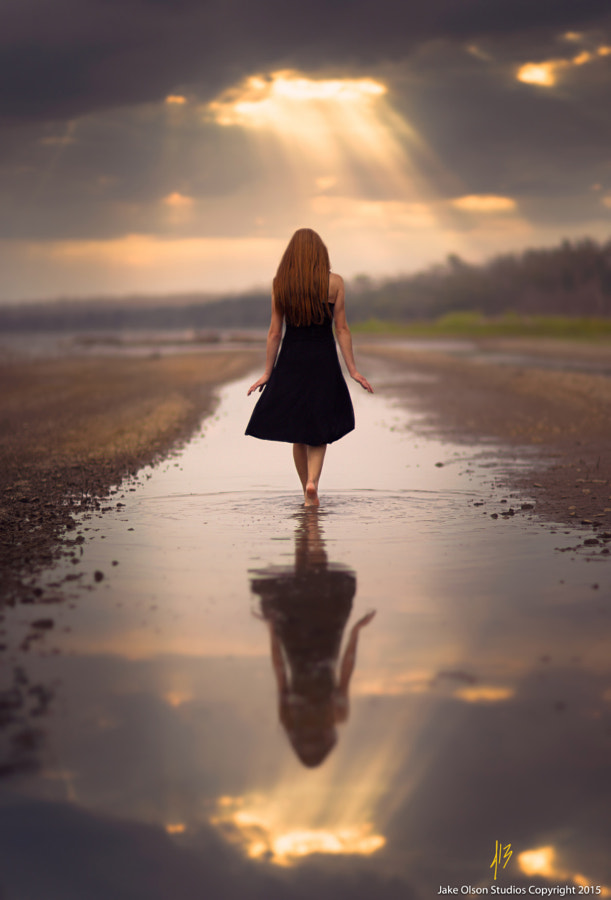 Photograph Summer's Prelude by Jake Olson Studios on 500px