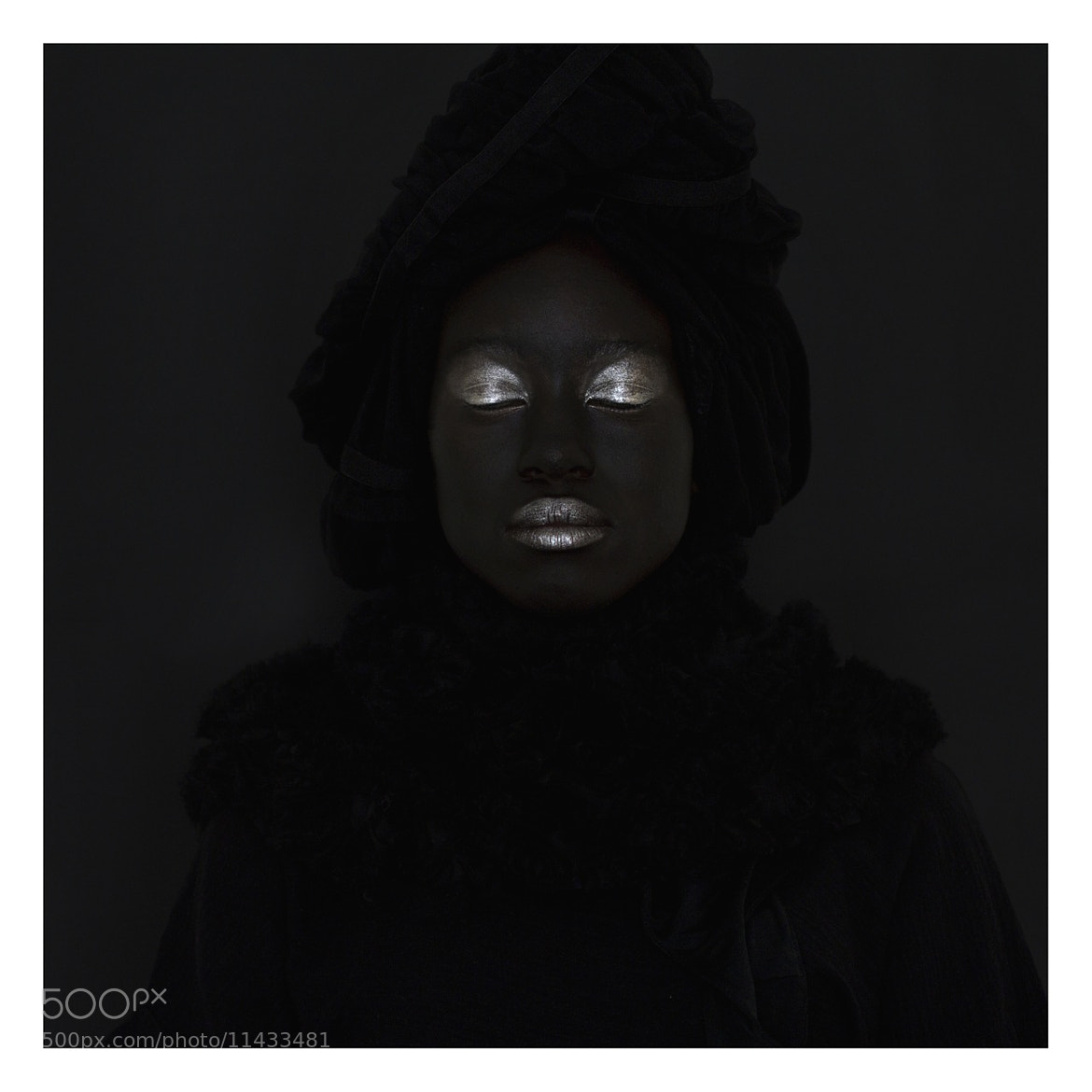 Photograph All in Black by Julien Dumas on 500px